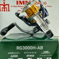 Reel DAIWA RG 3000 H-AB