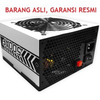Power Supply gamming raidmax RX 500AF