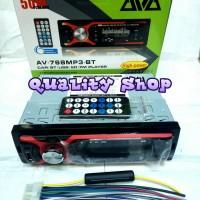 PALING MURAH!!! tape mobil AVA BLUETOOH USB SD dan RADIO ( 50X4 watt)