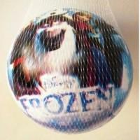 Bola Karet gambar FROZEN princess Elsa Anna mainan anak souvenir ultah