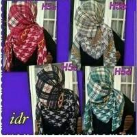 Hijab/kerudung ida royani ripe H