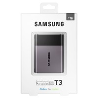 Hardisk SSD Samsung T3 Portable 1TB External SSD