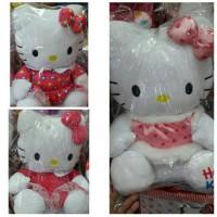 Jual Boneka Hello Kitty | Hello Kitty | Mainan Anak | Boneka Kucing | Kado Murah
