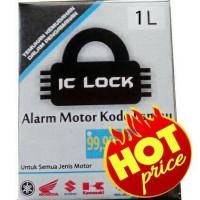Alarm motor kendaraan 1L IC lock pengaman ganda dg sandi