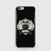 BTS Army Logo Casing HP Samsung Lenovo Xiaomi Redmi Oppo dll