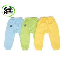 Celana Panjang Bayi Buka Kaki Little Q size Newborn