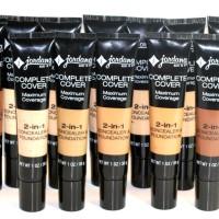 JORDANA Complete Cover 2-In-1 Concealer & Foundation