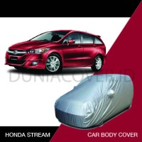 Body Cover / Sarung Mobil Honda Stream Polyesther Waterproof 100%