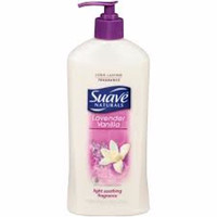 SUAVE Body Lotion Lavender Vanilla (532ML) Original USA 100%