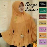 Jual Hijab Bergo Kimono hijab jilbab instan Murah