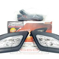 Lampu Fog Lamp DRL Honda Jazz '08~'10 Phantom HD-391