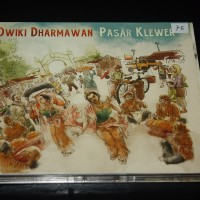 cd dwiki dharmawan : pasar klewer (2 cd)