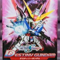 SD BB 290 Destiny Gundam