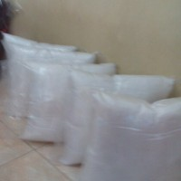 1 Set Bantal Kursi uk. 40x40 cm (tanpa sarung)