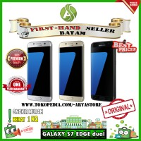 Samsung Galaxy S7 EDGE 32GB NEW / SEGEL / ORI / ARYASTORE