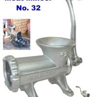 Meat Mincer No.32 / Gilingan Daging Super Jumbo