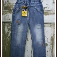 harga Celana Panjang Jeans Denim Big Size / Lebar Untuk Anak Laki-Laki 8 - 1 Tokopedia.com