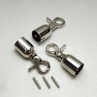 jual kait kew-kew tas lonceng metal 1.7 cm/12 pcs murah
