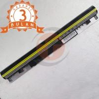 Baterai Lenovo IdeaPad S300, S400, S405 L12S4Z01 (4 CELL) OEM - Black