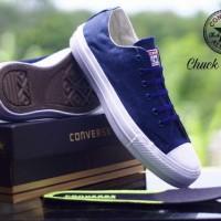 Sepatu Converse Chuck Tailor II Unisex Navy