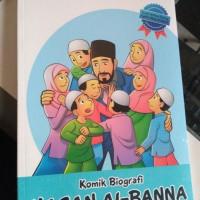Komik Biografi Hasan Al-Banna