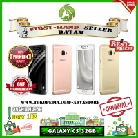 SAMSUNG GALAXY C5 32GB | BRANDNEW | SEGEL | ORIGINAL | Aryastore
