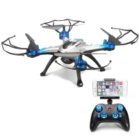 JJRC H29 H29W FPV WIFI REAL TIME HD CAMERA DRONE QUADCOPTER RC - WHITE