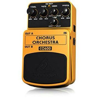 Behringer CO600 Chorus Orchestra Guitar Effect Pedal
