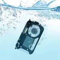 Jual LF759 Kamera Tahan Air Diving Snorkling 24MP Underwater -Hitam Murah