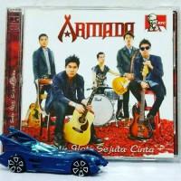CD Armada - Satu Hati Sejuta Cinta