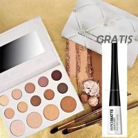 Jual BIG SALE Pallet Komestik Eyeshadow FREE Preloved Eyeliner Maybelline Murah