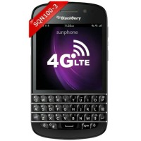 BLACKBERRY Q10 4G LTE (HP BB Q10 4G LTE) NEW SEGEL