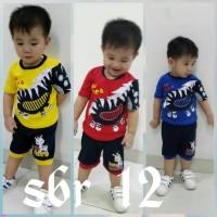 Set baby zebra-baju online-murah-stelan anak-baju main anak laki-AL