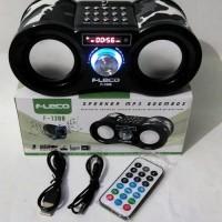 Jual Speaker Al Quran Fleco Remote (Audio AlQuran Digital) Murah