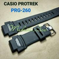 Strap CASIO PROTREK PRG-260/Tali Jam CASIO Tangan PROTREK PRG-260