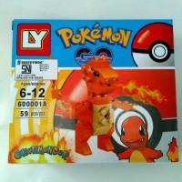 Lego pokemon/charmander