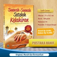 Buku Sunnah-Sunnah Setelah Kelahiran Anak