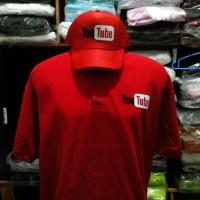Polo shirt Kaos kerah Big Size YouTube XXXL