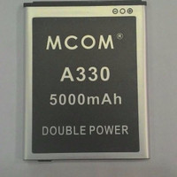 battery mito A330 double power