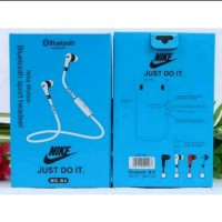 Nike headset bluetooth wireless