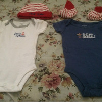 Baju Bayi New Born merk Carter