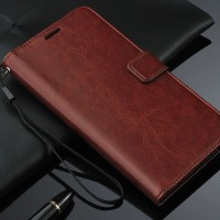 Flip Cover Leather Case Syntetic for Samsung Galaxy On7 / On 7