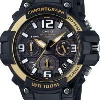 Jam tangan casio original chronograph MCW-100H-9A2 Diskon