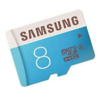 Memory Card / Micro SD / MMC Samsung 8 GB / 8GB Non Packing