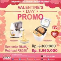 harga PROMO Re Noodle RN88 Premium + Re Bread RB 250 Gold Tokopedia.com