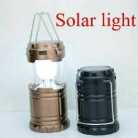 Lentera Emergency Tarik Solar + Power Bank X85