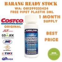 Jual Kirkland Minoxidil 5% Obat Penumbuh Rambut / Brewok Murah