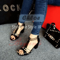 BLACK CHLOE HAK TAHU PREMIUM HIGH QUALITY