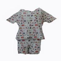 Fas- Baju Tidur Perempuan Dewasa Katun Jepang BTA-1723