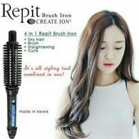 Jual Repit Iron Brush Hair tool / Made in Korea 26mm Murah